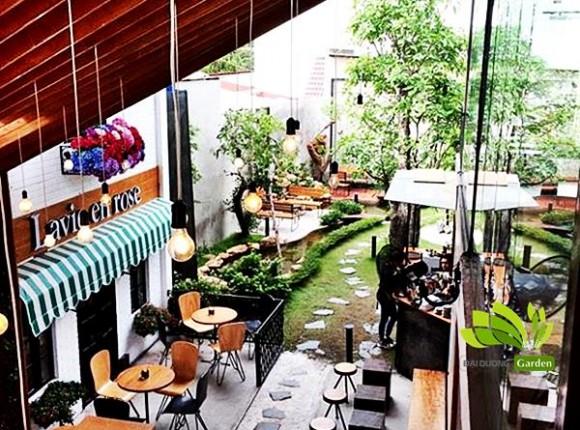 Sân Vườn MiA Garden Coffee