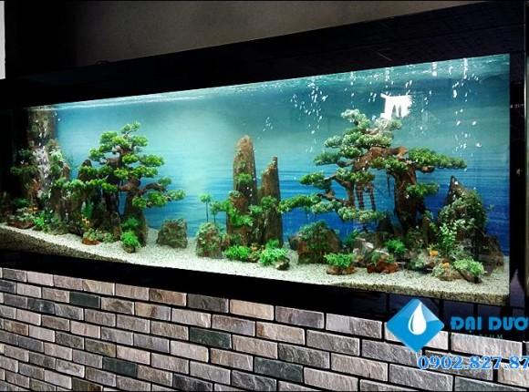 Hồ giả thủy sinh A.Tùng Quận Bình Tân