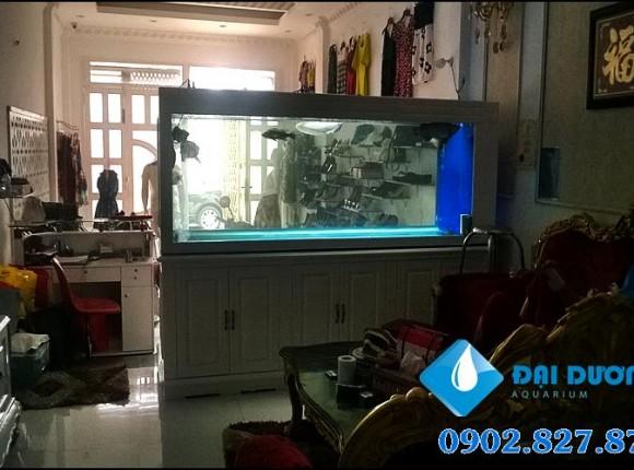 Hồ cá rồng A.Hưng Bàu Cát 02