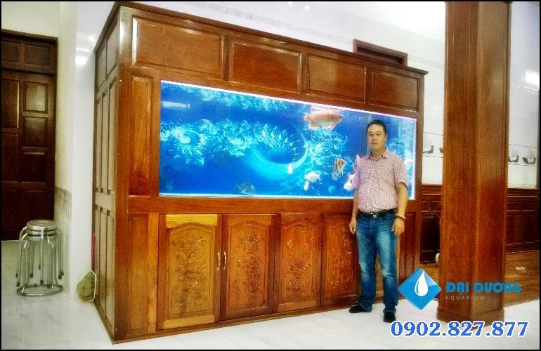 sản phẩm hồ cá rồng tại tây ninh