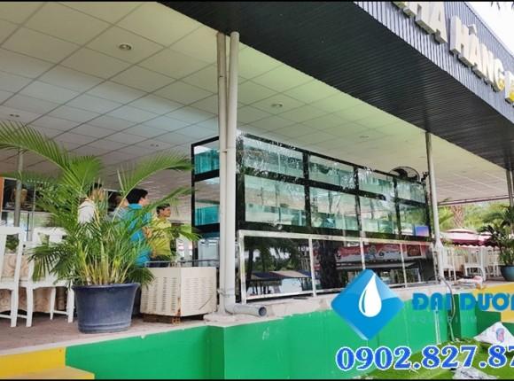 Bể hải sản KDL Đại Nam