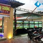 hồ hải sản nhà hàng thành thiên 6
